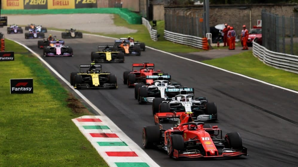 F1 İtalya GP 2020: Saat kaçta, nasıl canlı izlenir?
