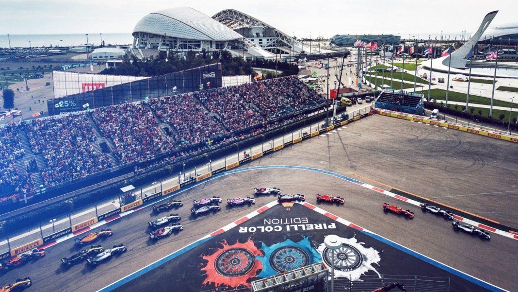 F1 Rusya GP 2020: Saat kaçta, nasıl canlı izlenir?