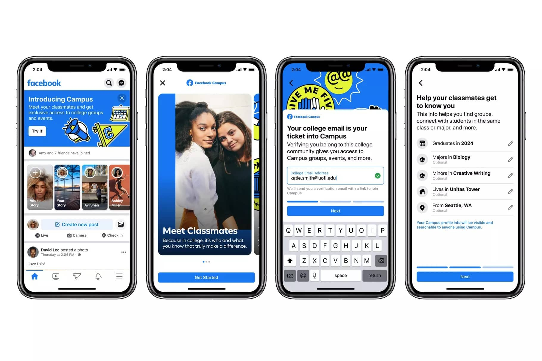 Facebook Campus ile köklerine geri dönüş yapıyor