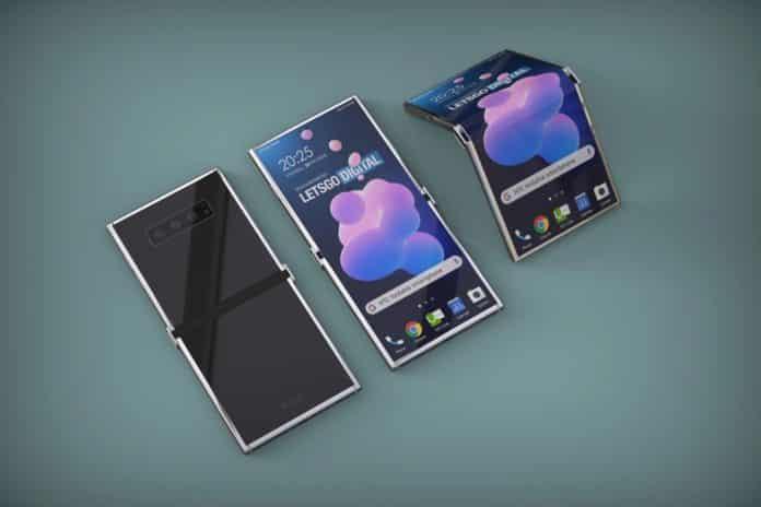HTC'nin katlanabilir telefon konsepti çok ilgi çekici görünmüyor