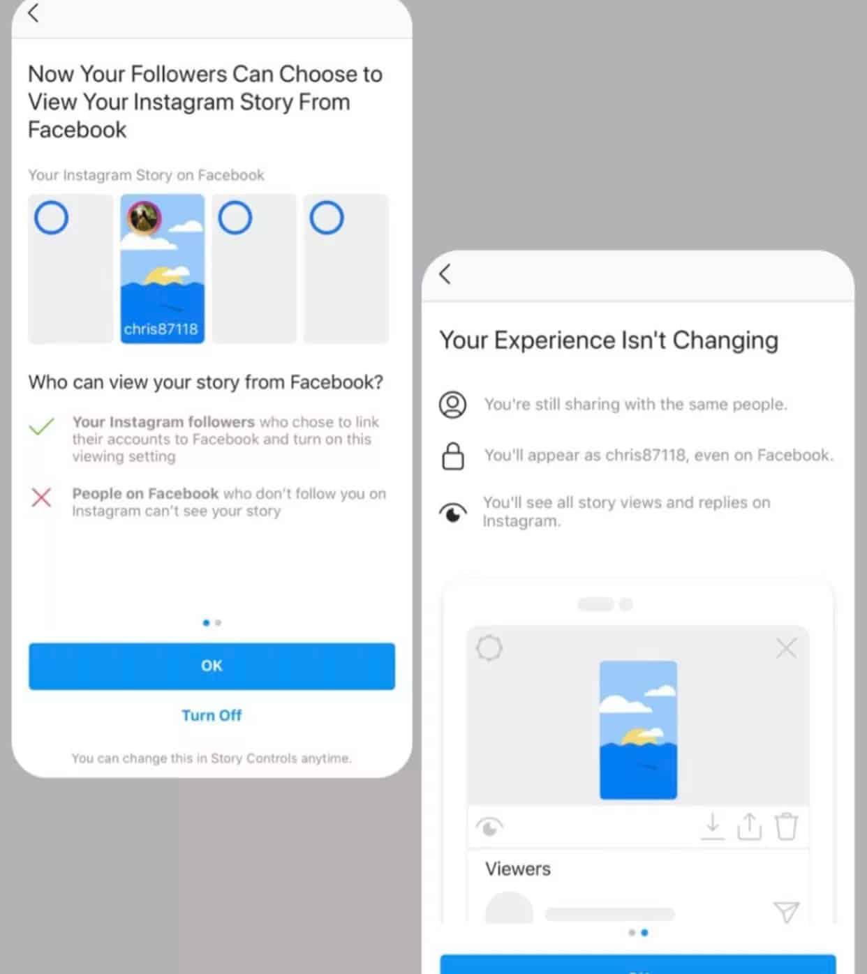Instagram hikâyelerini doğrudan Facebook'ta görme özelliği test ediliyor