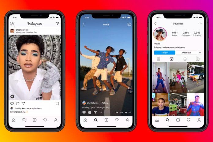 Instagram Reels videoları için süre sınırını yükseltiyor
