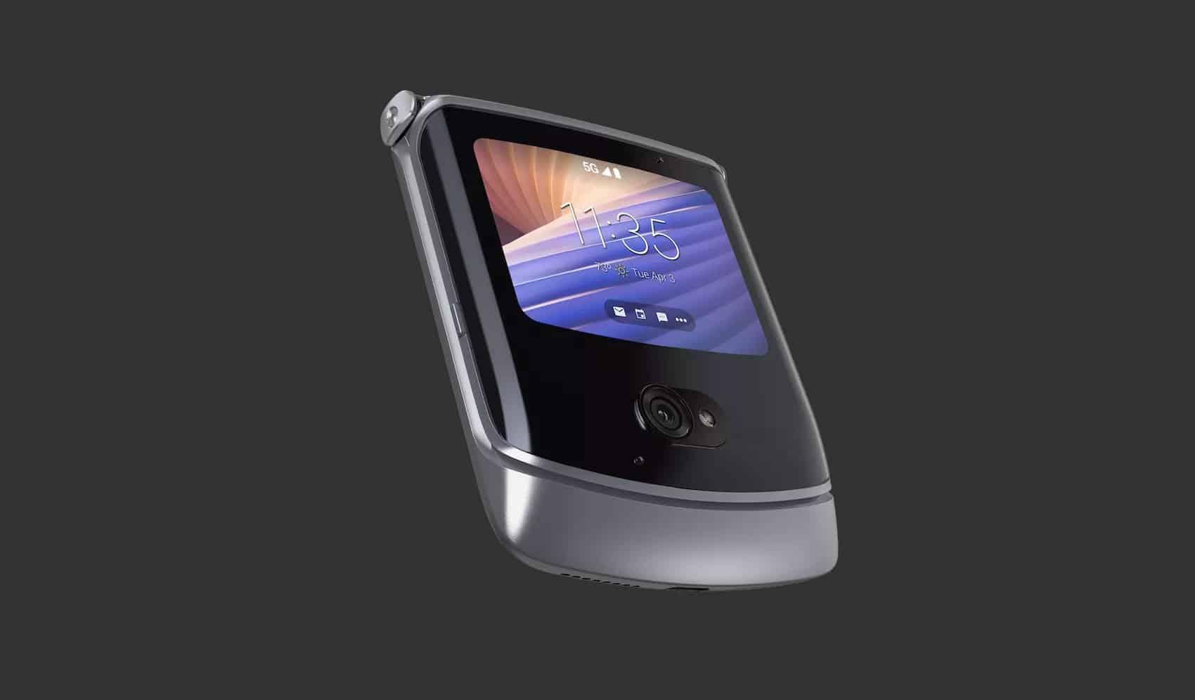 Motorola ikinci nesil katlanabilir telefonu Razr ile 5G desteği ve daha iyi kameralar getiriyor