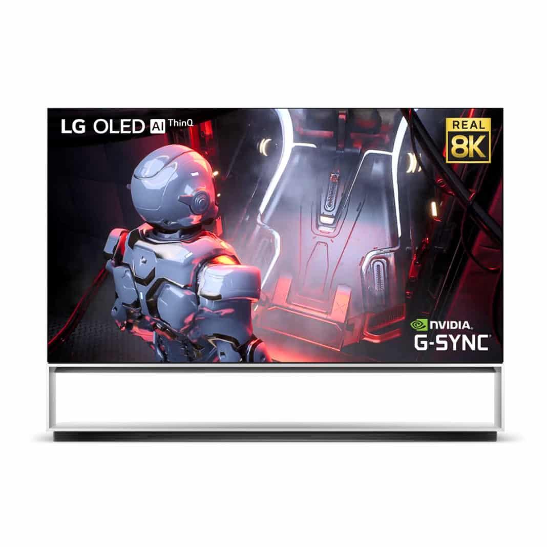 Nvidia GeForce RTX 30 destekli LG 8K TV geliyor