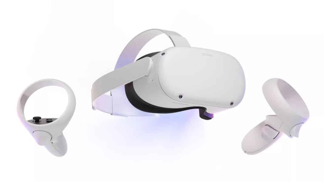 Oculus'un yeni sanal gerçeklik başlı