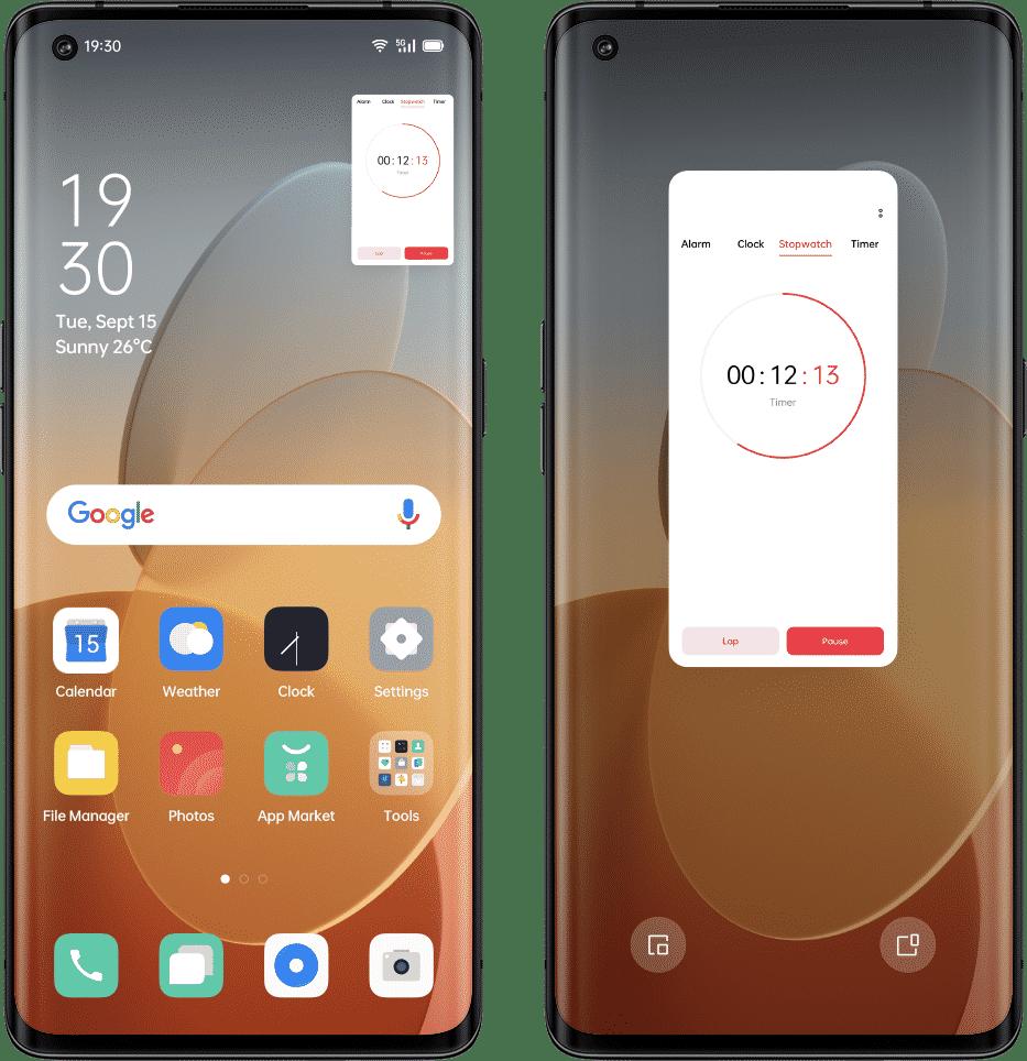 Oppo telefonlarına özel, Android 11 tabanlı ColorOS 11 duyuruldu
