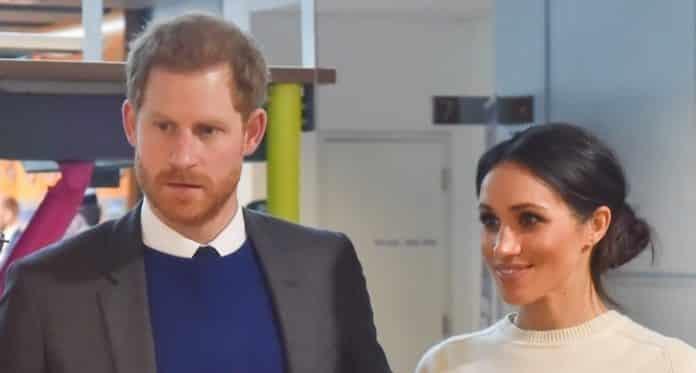 Prens Harry ve Meghan Markle Netflix ile anlaştı