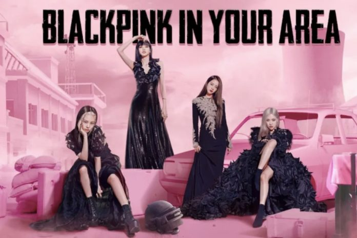 pubg mobile blackpink