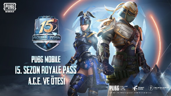 pubg mobile royale pass 15. sezon