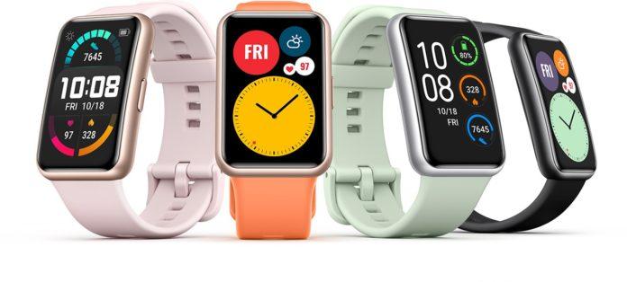 Spor amaçlı akıllı saat arayanlar için Huawei Watch Fit ön siparişte