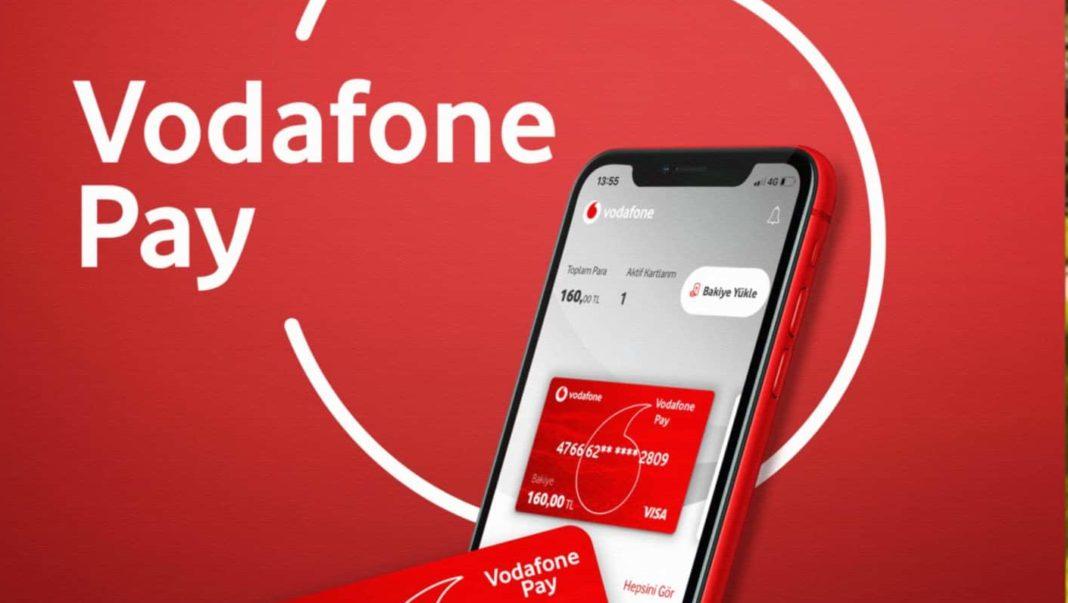 Vodafone Pay tanıtıldı, 1 yılda 1 milyon kullanıcı hedefi
