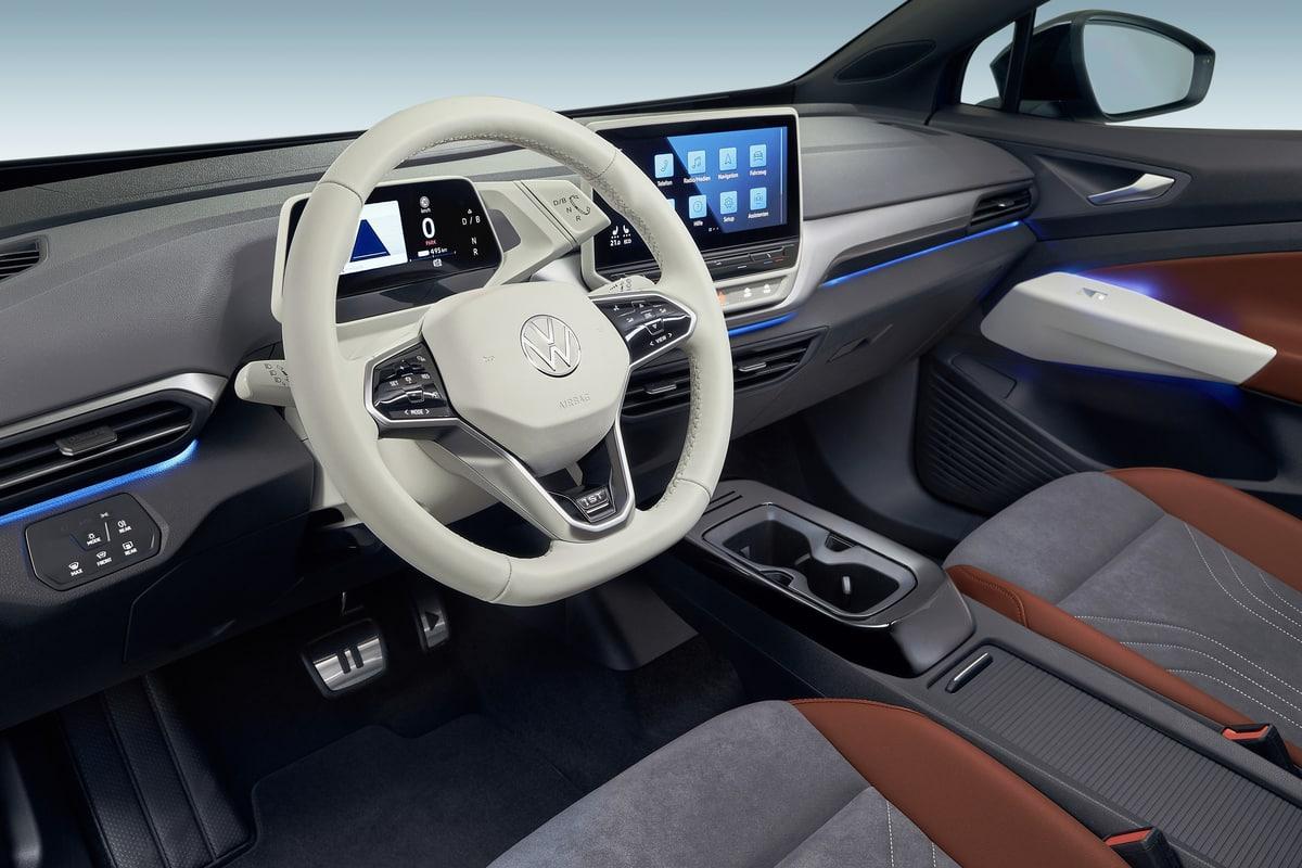 Volkswagen ID.4 elektrikli SUV yollara çıkmaya hazır