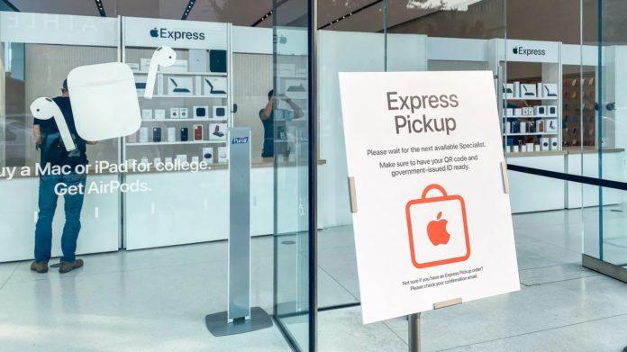 apple express iphone 12