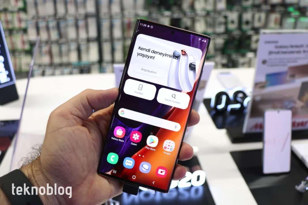 galaxy note 20 ultra android telefon önerileri