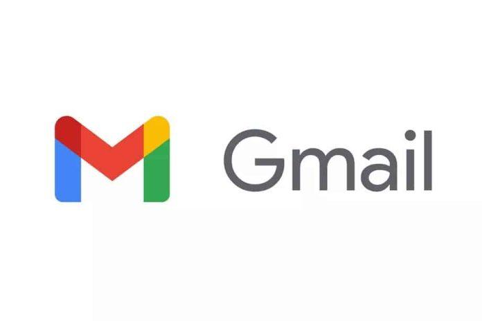 gmail yeni logo