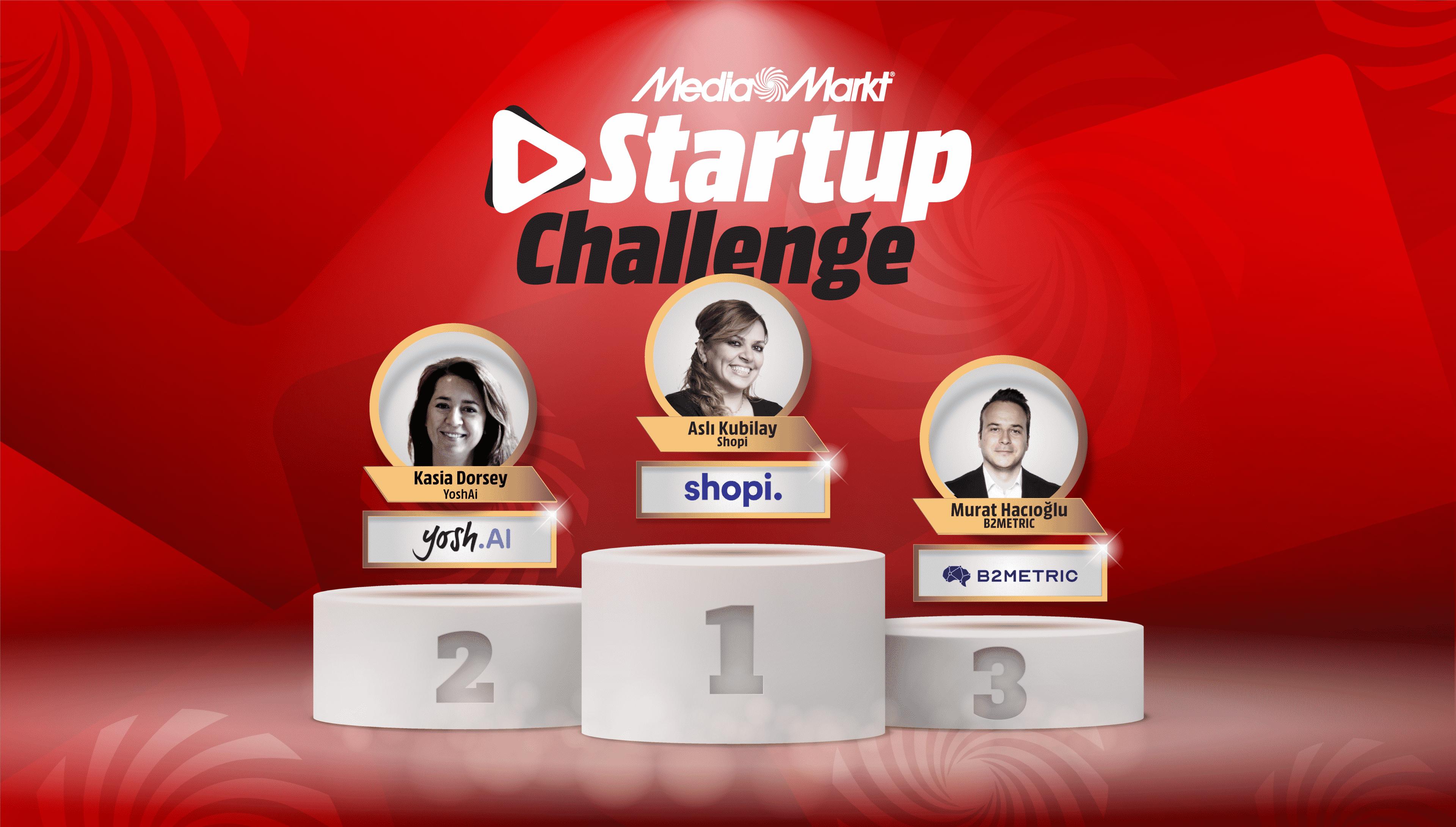 mediamarkt startup challenge 20 kazananları
