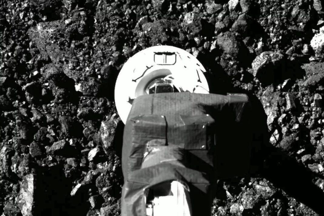 nasa osiris rex uzay aracı