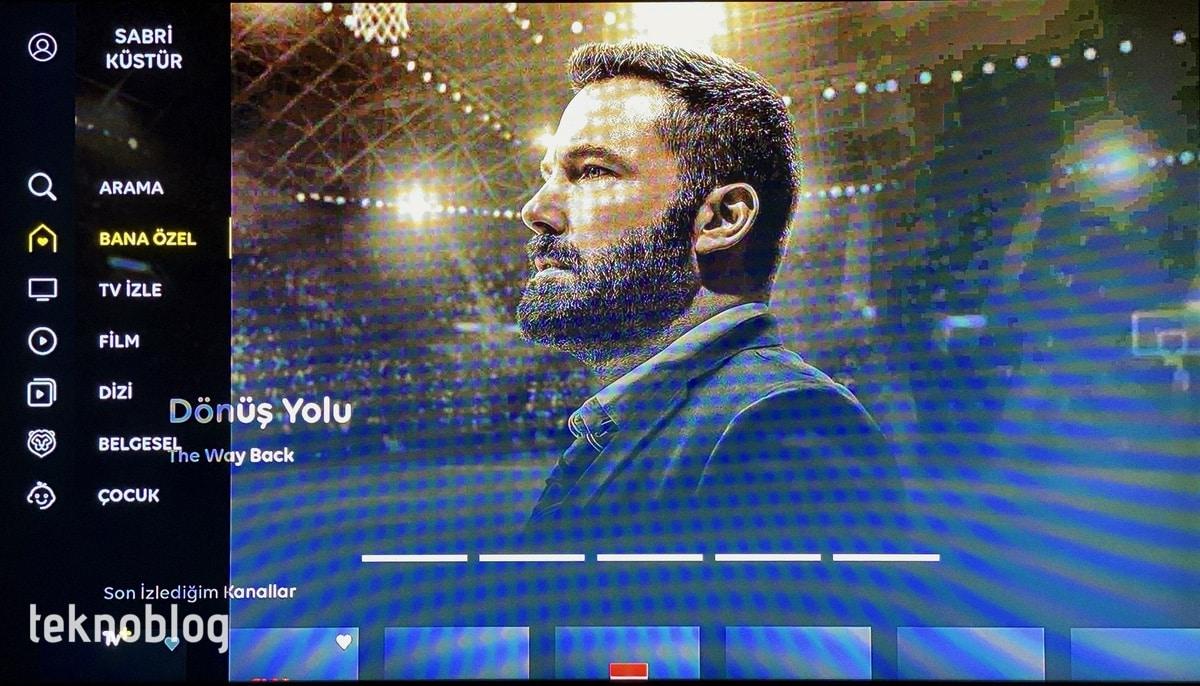 tv+ uygulaması