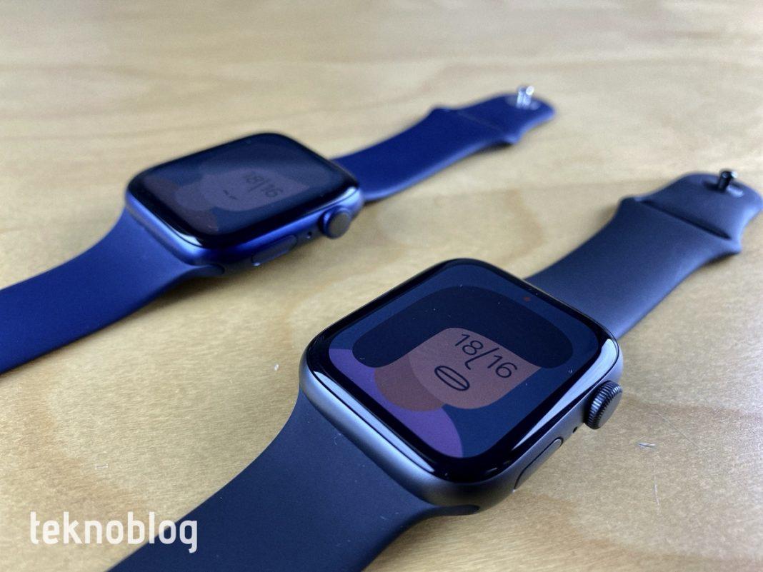 ios 14.5 apple watch series 7