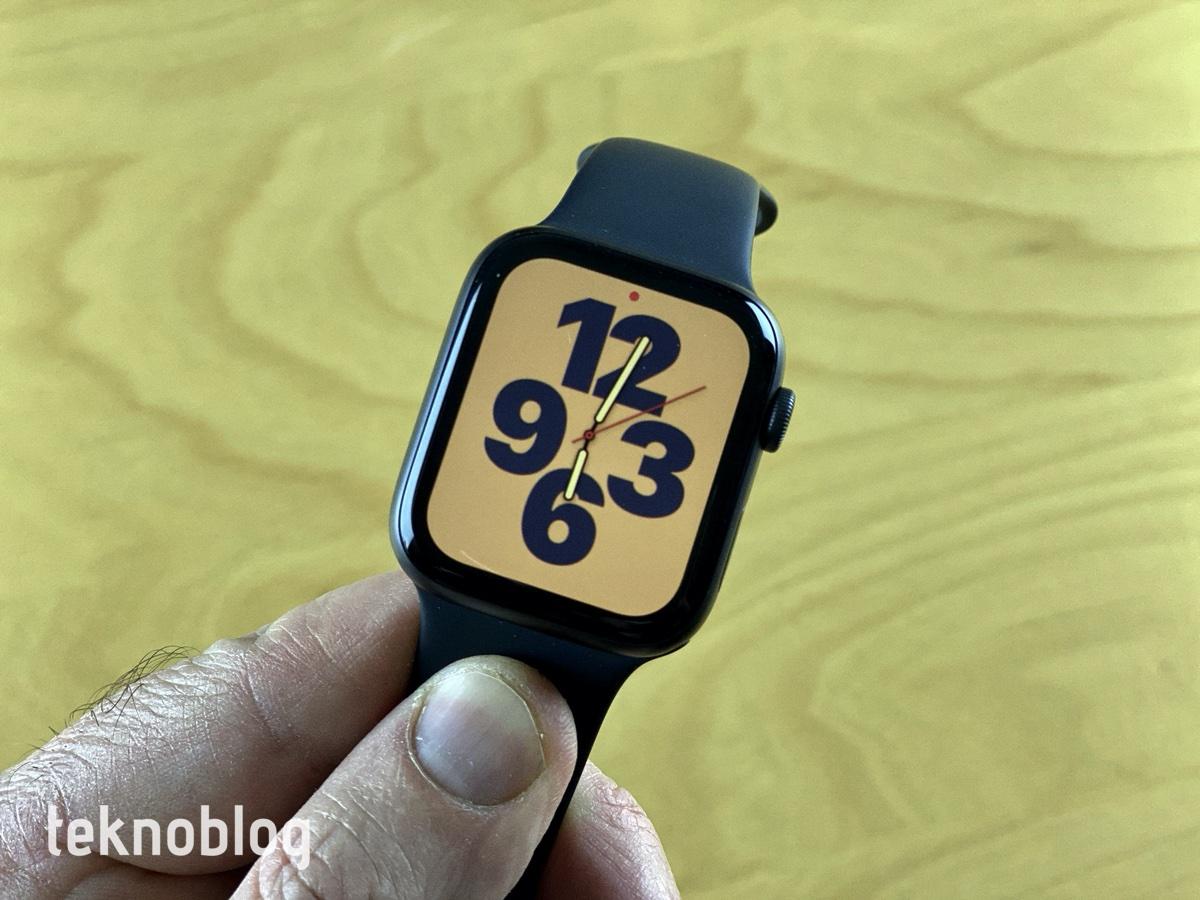 Apple Watch SE İncelemesi