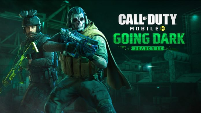 call of duty mobile 12. sezon