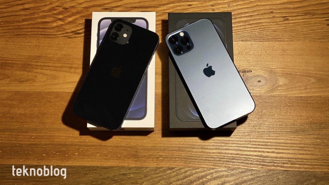 iphone 12 ve iphone 12 pro ön satış
