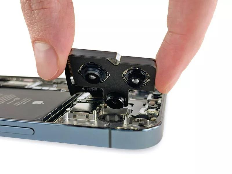 iphone 12 pro max kamera