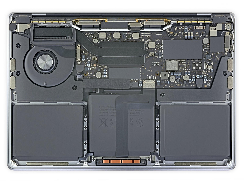 macbook pro 2020 intel
