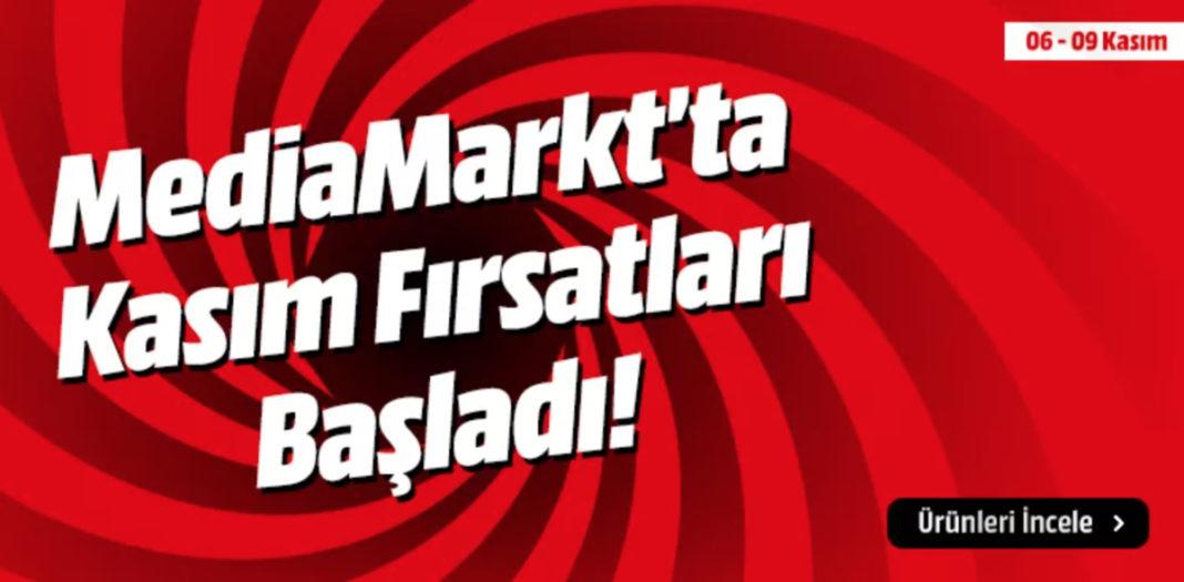 mediamarkt 6-9 kasım kampanyası