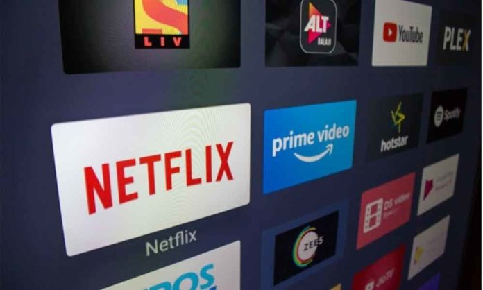 netflix ve amazon prime video