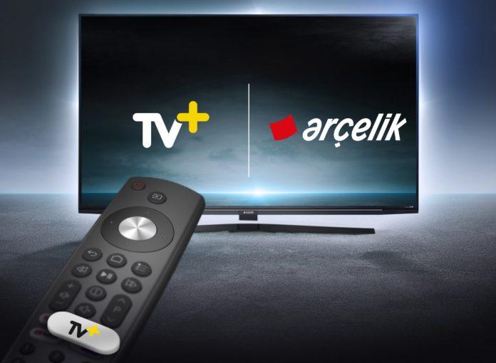 tv+ arçelik smart tv
