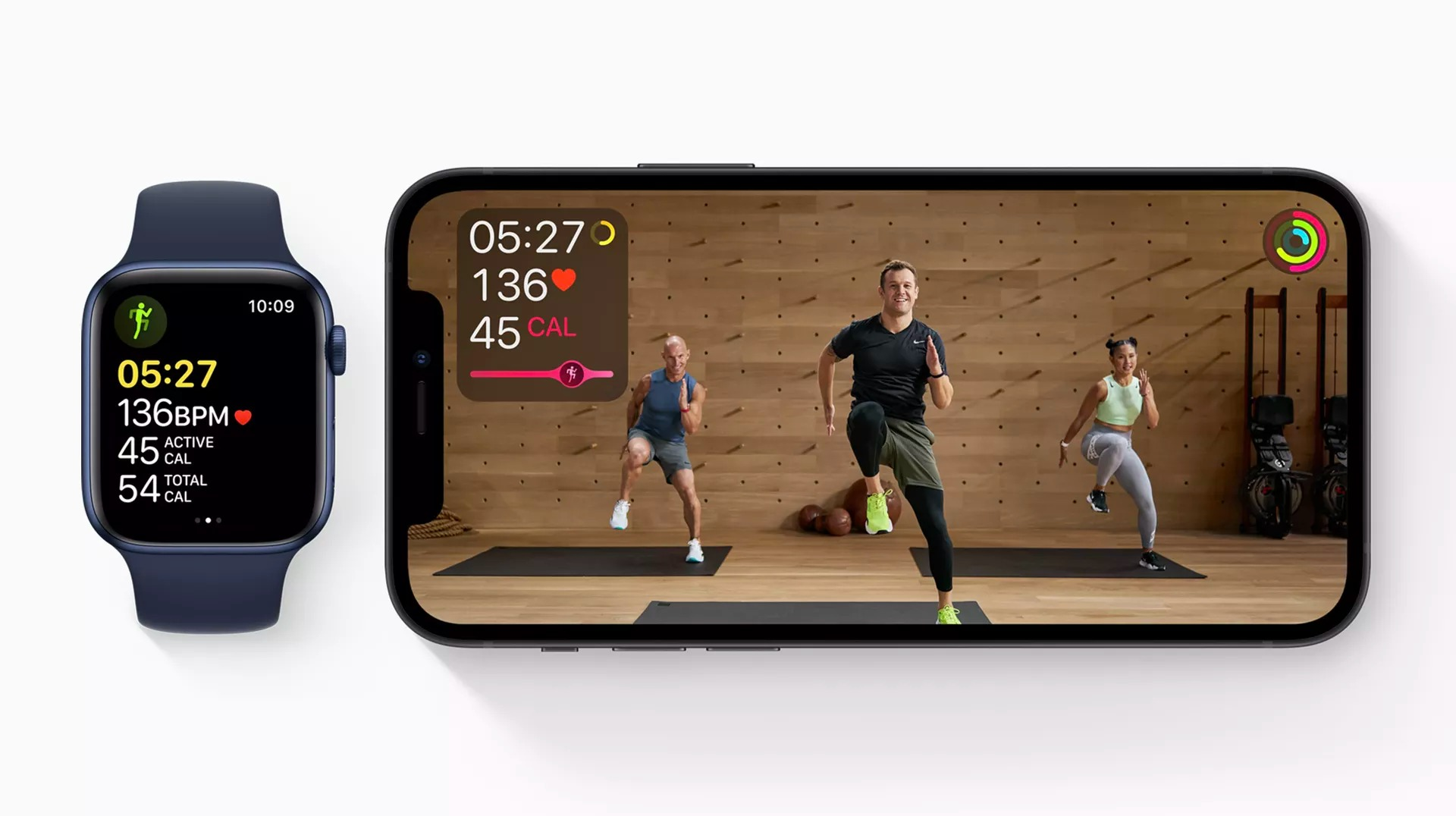 apple fitness plus
