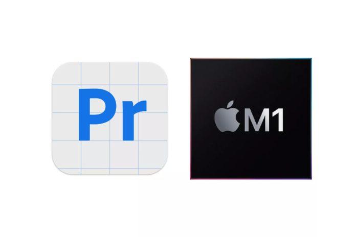 apple m1 premiere pro