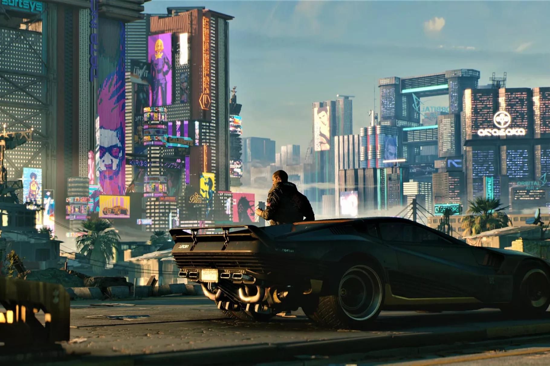 Beklenen oyun Cyberpunk 2077'nin yayın tarihi ve saati belli oldu