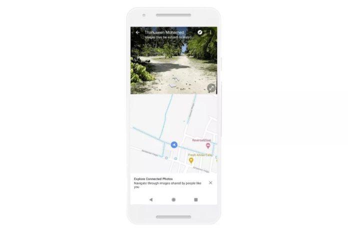 google haritalar sokak görünümü