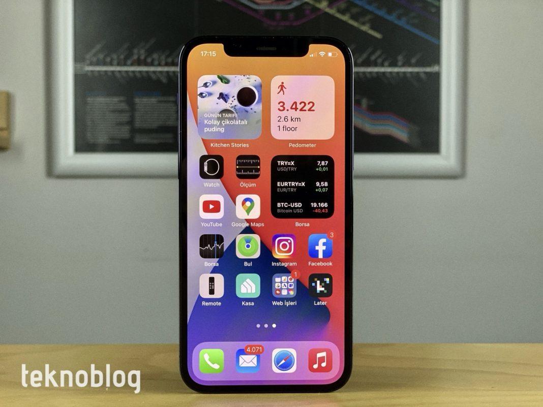 apple iphone 12 pro inceleme