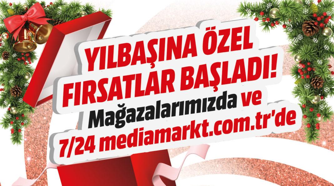 yılbaşı için özel fırsatlar mediamarkt.com.tr