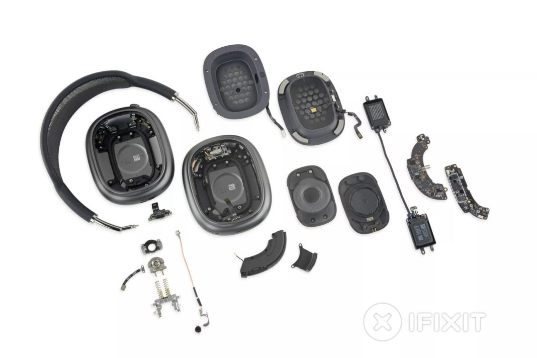 airpods max ifixit