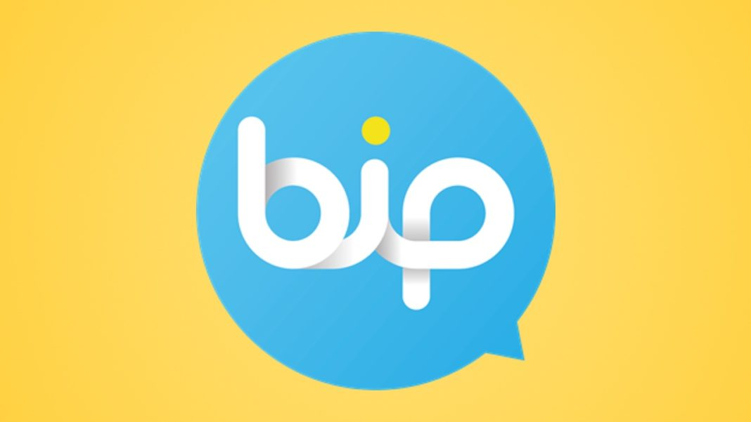 bip kullanıcı kayıt rekoru