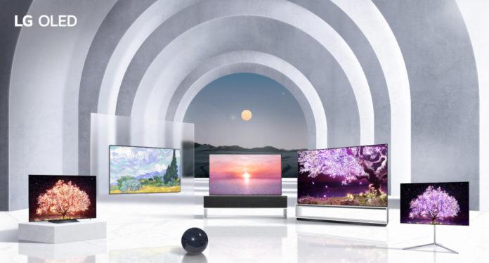 LG 2021 TV OLED serisi
