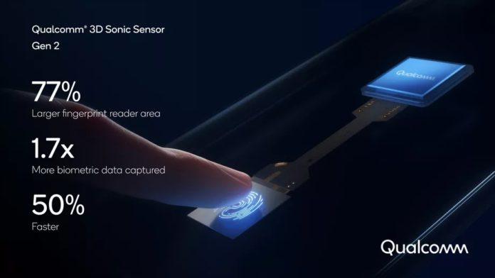 qualcomm 3d sensor gen 2