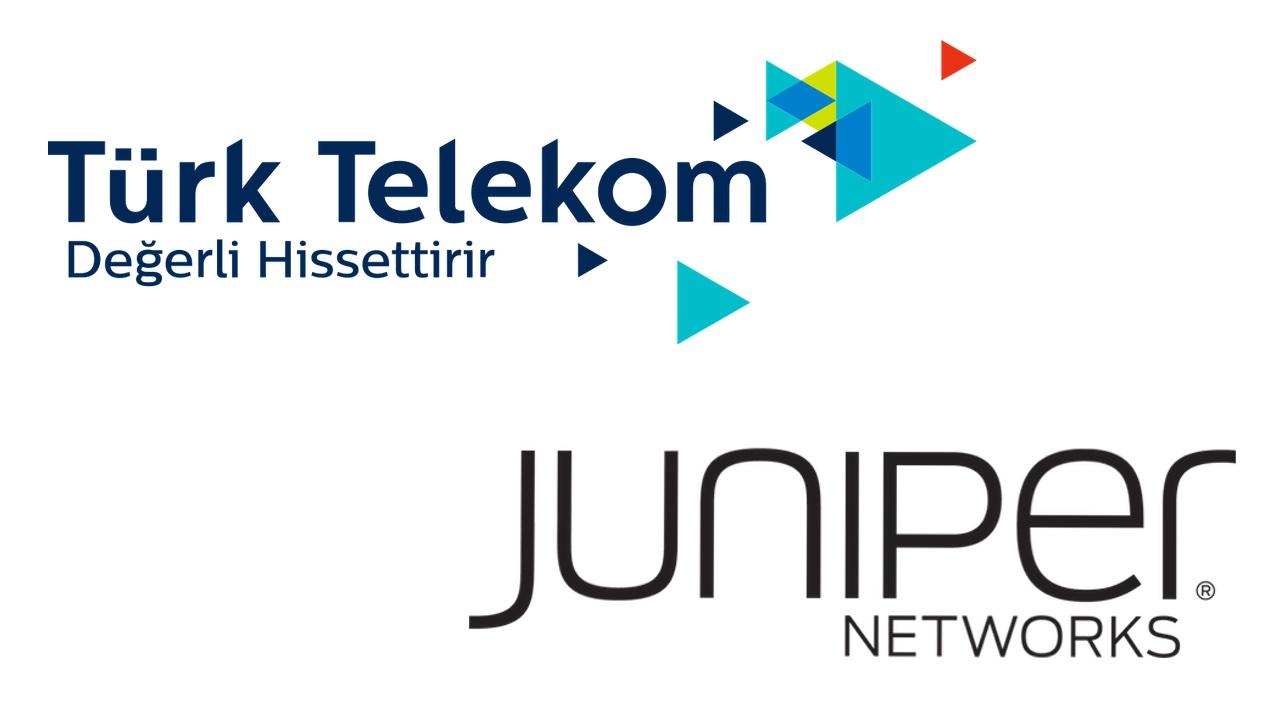 türk telekom juniper networks