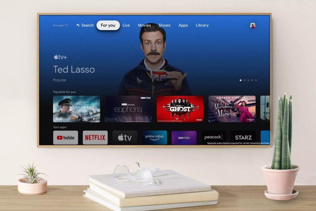 apple tv chromecast google tv