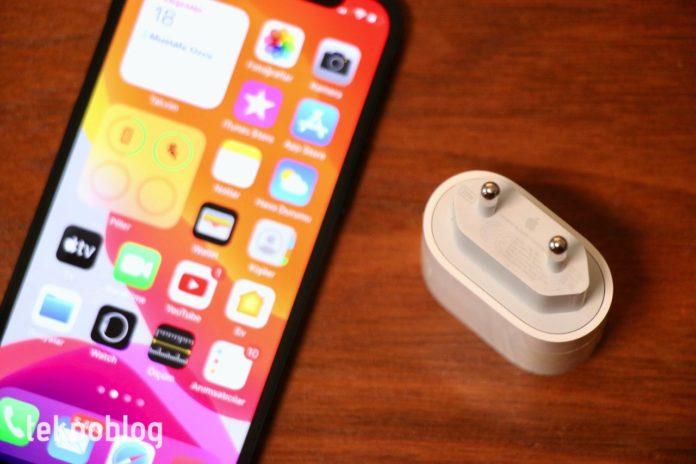 apple iphone güç adaptörü