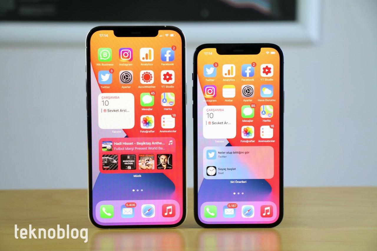 iphone reklam takibini sınırla