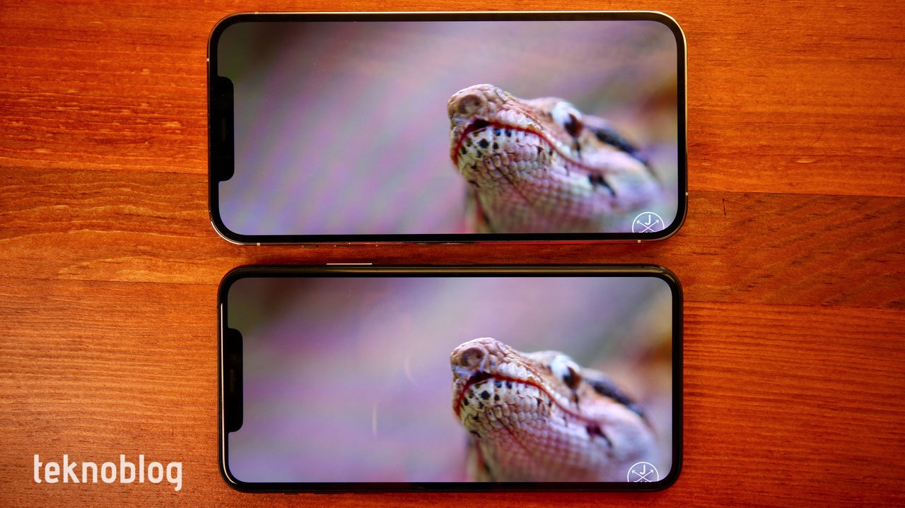 iphone 12 pro max iphone 11 pro max karşılaştırma