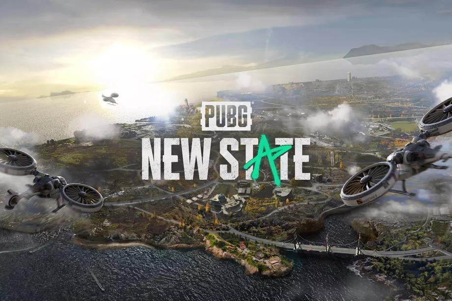 pubg: new state pubg