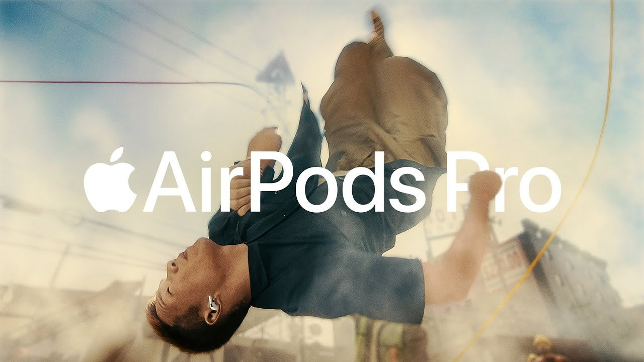 airpods pro reklam