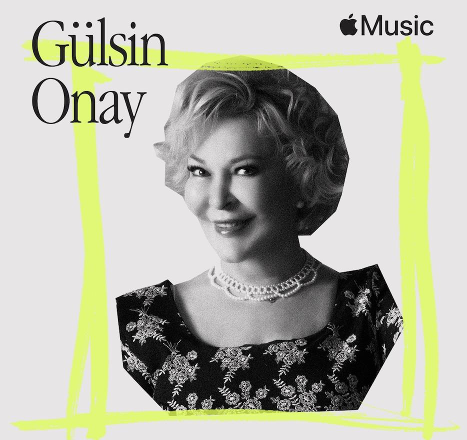 apple music gülsin onay