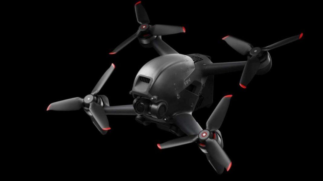 dji fpv drone özellikleri